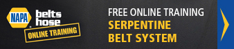 Serpentine Belt System Training